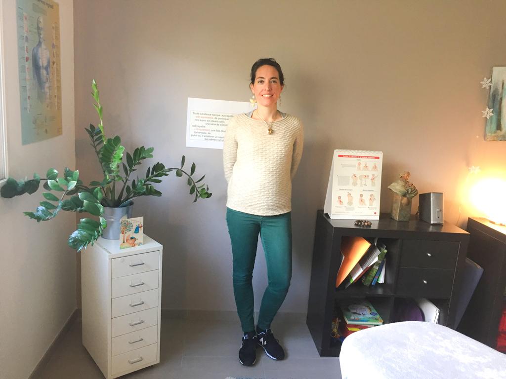 Victoire Garandeau Ostéopathe